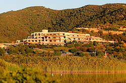 ITALY SARDINIA CHIA 28SEP07 - General view of the Le Meridien Chia Laguna resort near Domus de Maria, southern Sardinia. <br /> <br /> jre/Photo by Jiri Rezac<br /> <br /> &copy; Jiri Rezac 2007<br /> <br /> Contact: +44 (0) 7050 110 417<br /> Mobile:  +44 (0) 7801 337 683<br /> Office:  +44 (0) 20 8968 9635<br /> <br /> Email:   jiri@jirirezac.com<br /> Web:    www.jirirezac.com<br /> <br /> &copy; All images Jiri Rezac 2007 - All rights reserved.