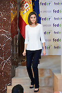 030316 Queen Letizia Attends the Rare Diseases World Day Event