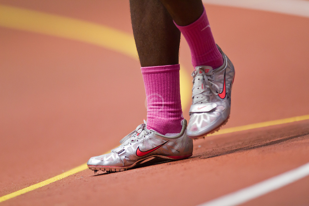 Millrose Games indoor track and field: Nike spikes