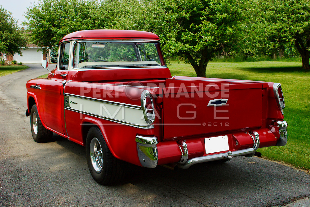 1958 Chevrolet Cameo Pickup Truck