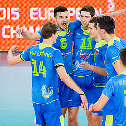 20140525: SLO, Volleyball - EURO 2015 Qualifications, Slovenia vs Latvia