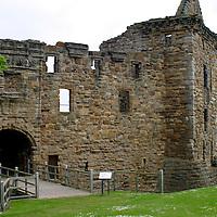 Europe, Great Britain, United Kingdom, Scotland, St. Andrews. St. Andrews Castle.