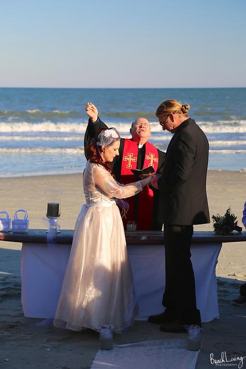 Garden City Beach Wedding
