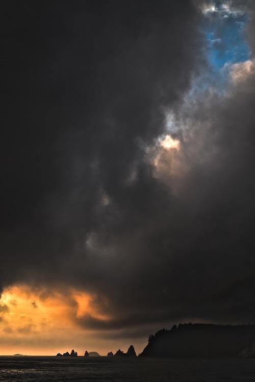 Rialto Beach, Mora, Olympic National Park