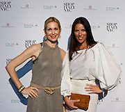 Kelly Rutherford, Actress, currently starring in Gossip Girl.Ann Caruso, Celebrity and Fashion Stylist. SHOP ITALY NYC, promoted by the Ministry of Economic Development and organized by the Italian Trade Commission, celebrates Italian quality and heritage during SHOP ITALY NYC; an exciting one month long series of consumer shopping events, restaurant experiences and promotions throughout Manhattan.