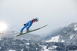 27.12.2014, Schattenbergschanze, Oberstdorf, GER, FIS Ski Sprung Weltcup, 63. Vierschanzentournee, Training, im Bild Klemens Muranka (POL) // Klemens Muranka of Poland// during practice Jump of 63 rd Four Hills Tournament of FIS Ski Jumping World Cup at the Schattenbergschanze, Oberstdorf, Germany on 2014/12/27. EXPA Pictures © 2014, PhotoCredit: EXPA/ Peter Rinderer