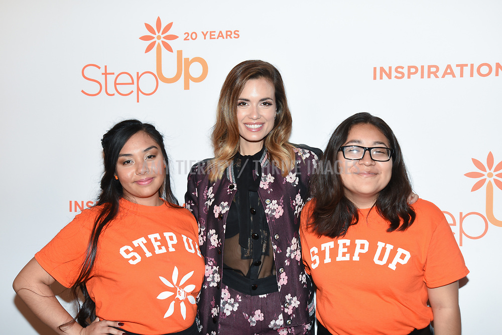 Torrey DeVitto attends Step Up's 14th Annual Inspiration Awards at the Beverly Wilshire Four Seasons Hotel on June 1, 2018 in Beverly Hills, California.