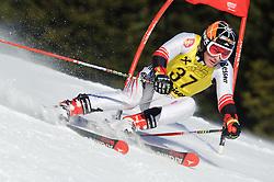 02.02.2011, Nici Hang, Lachtal, AUT, FIS Junioren Riesentorlauf, Men, im Bild // Josef Felser (AUT) // during the men giant slalom race at the FIS Junior races in Lachtal, EXPA Pictures © 2011, PhotoCredit: EXPA/ S. Zangrando