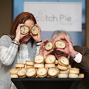 The Kandy Bar of Saltcoats winners Scotch Pie Awards  2016. Owner Stephen McAllister celebrates with his wife Rhona at the awards ceremony at the Westerwood Hotel, Cumbernauld.  Picture Robert Perry 13th Jan 2015<br /> <br /> Must credit photo to Robert Perry<br /> FEE PAYABLE FOR REPRO USE<br /> FEE PAYABLE FOR ALL INTERNET USE<br /> www.robertperry.co.uk<br /> NB -This image is not to be distributed without the prior consent of the copyright holder.<br /> in using this image you agree to abide by terms and conditions as stated in this caption.<br /> All monies payable to Robert Perry<br /> <br /> (PLEASE DO NOT REMOVE THIS CAPTION)<br /> This image is intended for Editorial use (e.g. news). Any commercial or promotional use requires additional clearance. <br /> Copyright 2014 All rights protected.<br /> first use only<br /> contact details<br /> Robert Perry     <br /> 07702 631 477<br /> robertperryphotos@gmail.com<br /> no internet usage without prior consent.         <br /> Robert Perry reserves the right to pursue unauthorised use of this image . If you violate my intellectual property you may be liable for  damages, loss of income, and profits you derive from the use of this image.