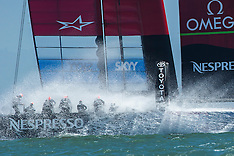 Emirates Team New Zealand vs Luna Rossa