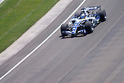 July 2, 2006: Indianapolis Motorspeedway. Nico Rosberg, Williams F1 Team, FW28