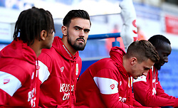 Marlon Pack of Bristol City arrives at Portman Road, for the Sky Bet Championship fixture with Ipswich Town - Mandatory by-line: Robbie Stephenson/JMP - 30/09/2017 - FOOTBALL - Portman Road - Ipswich, England - Ipswich Town v Bristol City - Sky Bet Championship