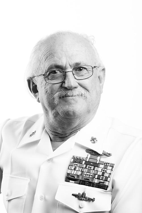 John Zinich<br /> Navy<br /> E-7<br /> Machinist Mate<br /> Mar. 6, 1967 - May 1979<br /> Aug. 1987 - Jun. 1998<br /> Vietnam, Gulf War, Cold War<br /> <br /> <br /> Veterans Portrait Project<br /> San Diego, CA