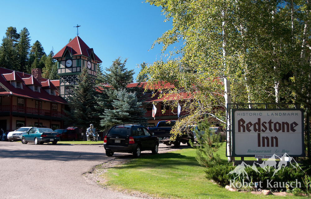 Stop by and check out the Redstone Inn... a great place to eat and stay!