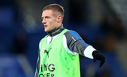 Jamie Vardy of Leicester City - Mandatory by-line: Robbie Stephenson/JMP - 28/11/2017 - FOOTBALL - King Power Stadium - Leicester, England - Leicester City v Tottenham Hotspur - Premier League