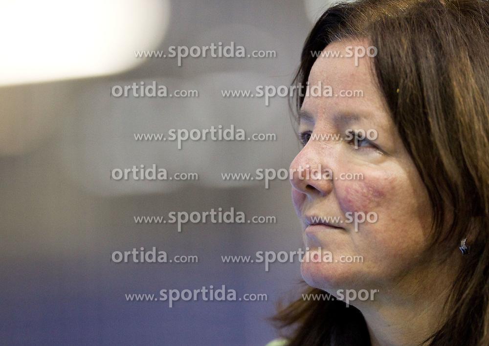 Head coach of Krim Marta Bon
