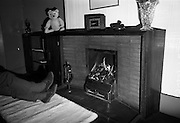 17/11/1964<br /> 11/17/1964<br /> 17 November 1964<br /> <br /> Picture of Fireplace at Heitons on Westmoreland St.
