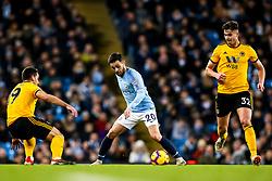 Bernardo Silva of Manchester City - Mandatory by-line: Robbie Stephenson/JMP - 14/01/2019 - FOOTBALL - Etihad Stadium - Manchester, England - Manchester City v Wolverhampton Wanderers - Premier League