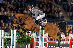 Weishaupt Philipp, GER, Volver de la Vigne<br /> JIM Maastricht 2019<br /> CSI4* Van Mossel Prix<br /> © Hippo Foto - Dirk Caremans<br />  09/11/2019