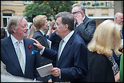 ANDREW PARKER BOWLES; SIMON ELLIOT, Memorial service for Mark Shand.  . St. Paul's Knightsbridge. September 11 2014.