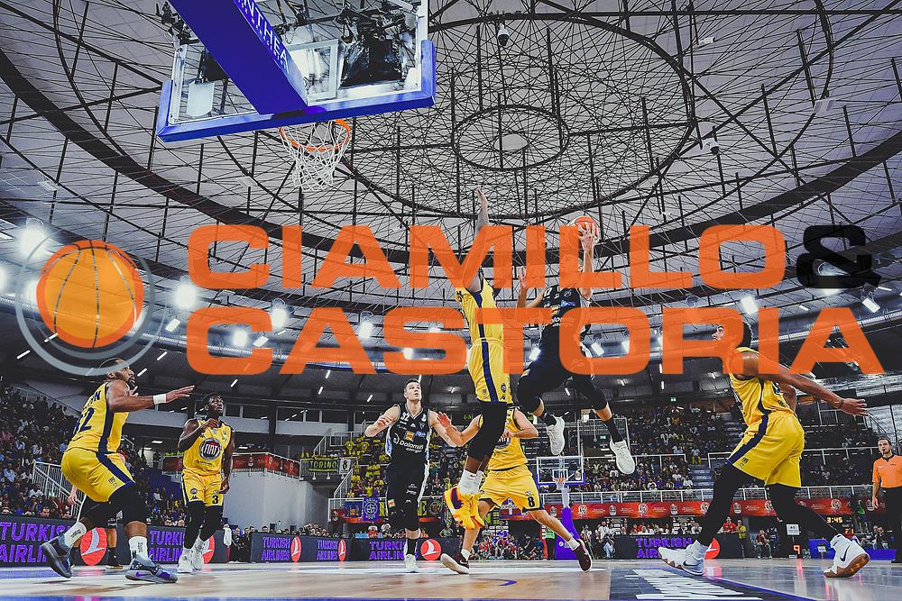 Evgeny Pashutin<br /> Red October Cantù- Dolomiti Energia Trento<br /> Basket Serie A LBA 2018/2019<br /> Desio, 14/10/2018<br /> Foto Silvia Fassi / Ciamillo-Castoria