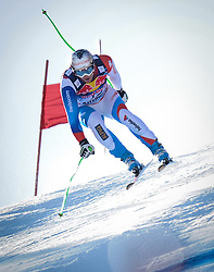 24.01.2013, Streif, Kitzbuehel, AUT, FIS Weltcup Ski Alpin, Abfahrt, Herren, 3. Training, im Bild Silvan Zurbriggen (SUI) // Silvan Zurbriggen of Switzerland in action during 3th practice of mens Downhill of the FIS Ski Alpine World Cup at the Streif course, Kitzbuehel, Austria on 2013/01/24. EXPA Pictures © 2013, PhotoCredit: EXPA/ Erich Spiess