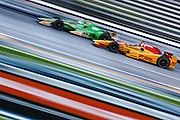 10-11 June, 2016, Fort Worth, Texas USA<br /> Josef Newgarden and Ryan Hunter-Reay<br /> &copy;2016, Sam Cobb<br /> LAT Photo USA