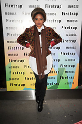 ROX at a party to celebrate the Firetrap Watches and Kate Moross Collaboration Launch, held at Firetrap, 21 Earlham Street, London, UK on 13th October 2010.