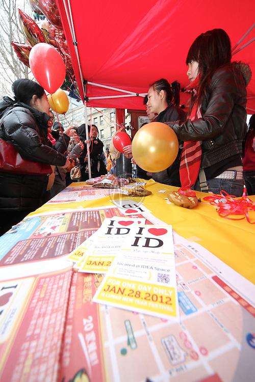 Seattle Chinatown International District Lunar New Year.
