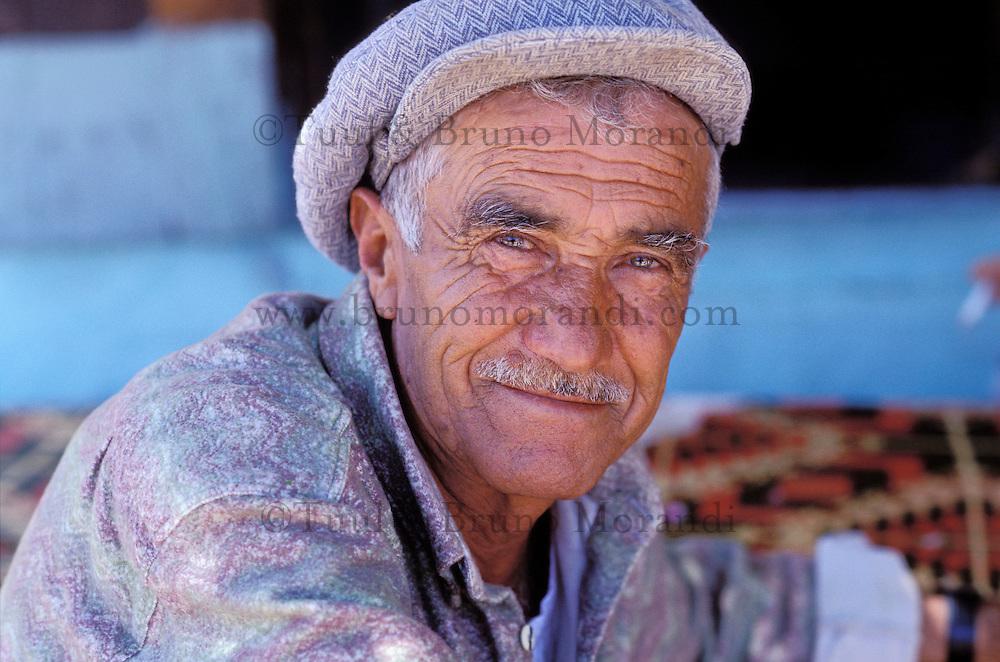 Portrait of a man - Turkey