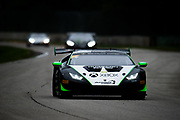 August 4-6, 2017: Lamborghini Super Trofeo at Road America. Richard Antinucci (Pro), Change Racing, Lamborghini Carolinas, Lamborghini Huracan LP620-2