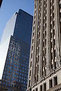 = architecture in  lower manhattan new york ///  achitecture du sud de Manhattan =