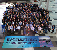 2014 XRM Conference Group Photograph