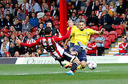 Brentford v Oxford United 11/08/2015