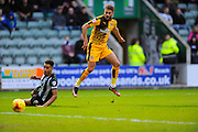 Goal.  Plymouth Argyle's Curtis Nelson is unable to stop Cambridge Utd's Ben Williamson scoring the opening goal during the Sky Bet League 2 match between Plymouth Argyle and Cambridge United at Home Park, Plymouth, England on 12 December 2015. Photo by Graham Hunt.