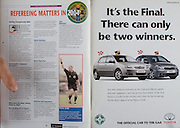 All Ireland Senior Hurling Championship Final,.12.09.2004, 09.12.2004, 12th September 2004,.Senior Cork 0-7, Kilkenny 0-9,.Minor Kilkenny 1-18 ,  Galway 3-12 (draw),.12092004AISHCF,.Toyota,