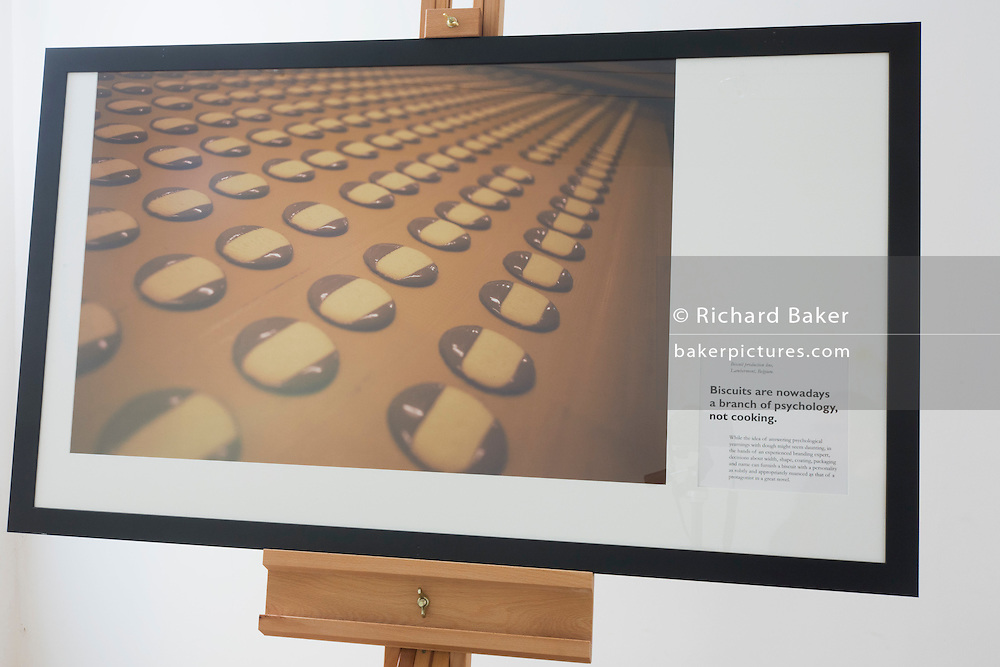 'Moments' production, United Biscuits, Lambermont, Belgium. <br /> <br /> Specially selected text by Alain de Botton that accompanies a limited edition Lambda digital framed print created for an exhibition commissioned by and staged at The Museum of the History of Science in Oxford and including specially selected text by Alain de Botton from his 'The Pleasures and Sorrows of Work' book (Hamish Hamilton, 2009). <br /> <br /> The text is copyright Alain de Botton, 2009.<br /> <br /> For print sales enquiries email: richard(at)bakerpictures.com