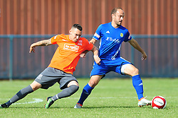 DAVID COBB PETERBOROUGH SPORTS Peterborough Sports v Stafford Rangers FA Cup 1st Qualyfying Round Saturday 2nd September 2017.<br /> Score 3-4 Phot:Mike Capps