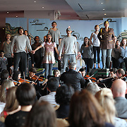 Seattle Opera Youth Chorus, Our Earth Performance: Every River Has It's People.