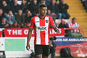 Ollie Watkins (14) of Exeter City during the EFL Sky Bet League 2 play off second leg match between Exeter City and Carlisle United at St James' Park, Exeter, England on 18 May 2017. Photo by Graham Hunt.