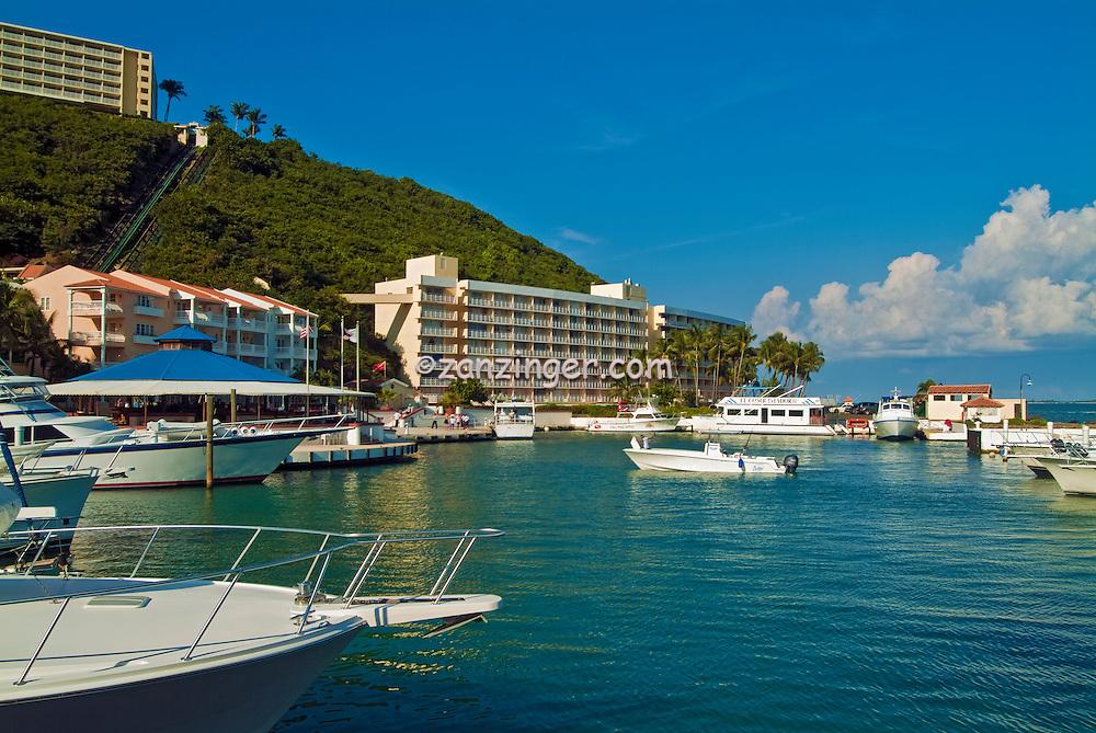 El Conquistador Resort, Hotel, Marina, Las Croabas, Fajardo, Puerto Rico,, USA
