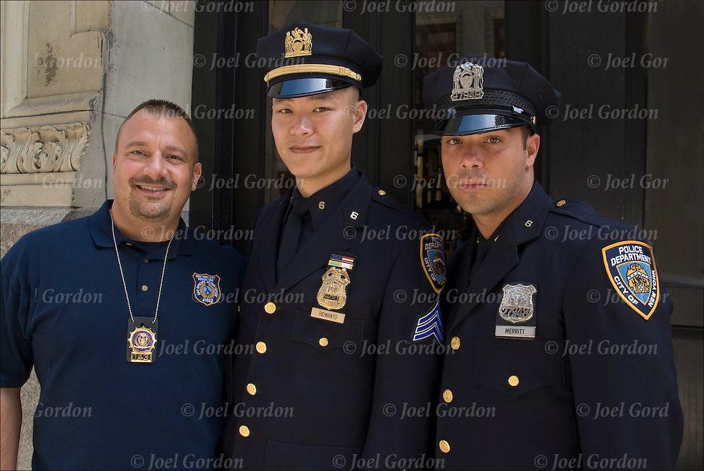 nypd gay officers