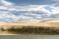Alexandria Dunefield and the Sundays River, Sundays River Estuary, Algoa Bay, Eastern Cape, South Africa
