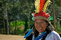 Índios Kaingangues