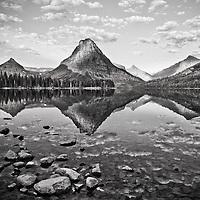 sinopah mountain glacier national park