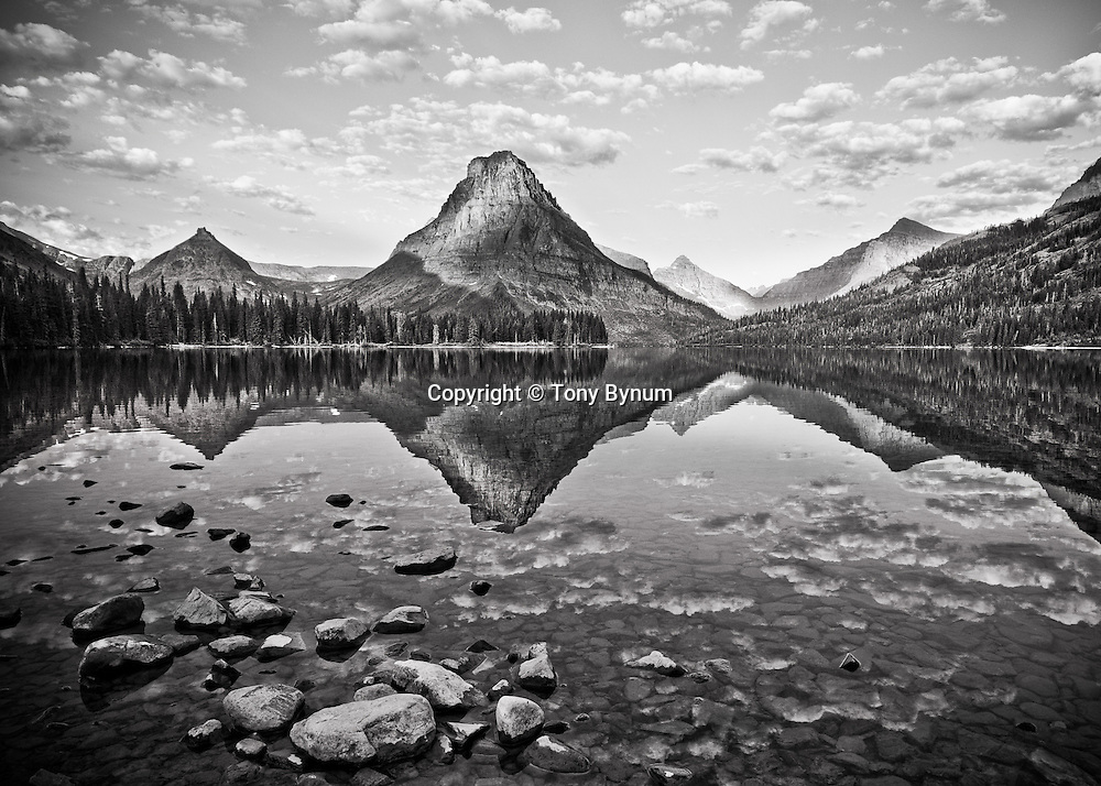 sinopah mountain glacier national park