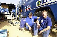 Dakar Rally rustdag 2003