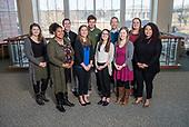 2017 Allen Center Grad Assistants