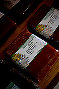 Ponte Nova_MG, Brasil...Rota Imperial. Na foto, doce de goiaba, tradicao na cidade,comercializado na cooperativa Aprovari, no centro da cidade de Ponte Nova, Minas Gerais...The Royal-Imperial Route. In this photo guava candy, its a traditional candy in Ponte Nova, Minas Gerais...Foto: BRUNO MAGALHAES / NITRO