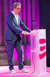 Launch of Edinburgh's Hogmanay programme 18 July 2017; Charlie Wood, Owner, Underbelly, helps launch the programme for Edinburgh's Hogmanay festivities at Mansfield Traquair Centre, Edinburgh.<br /> <br /> (c) Chris McCluskie | Edinburgh Elite media